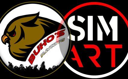 SimArt Spain y Búho's Racing llegan a un acuerdo.